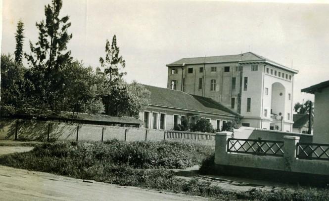 Consa em construção - anos 50