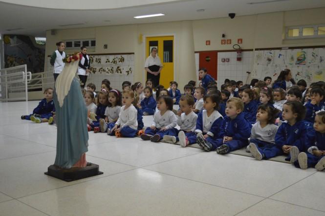 Coroação de Nossa Senhora - Consa