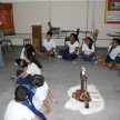 Encontro do Grupo de Convivências - Colégio Franciscano Santa Isabel