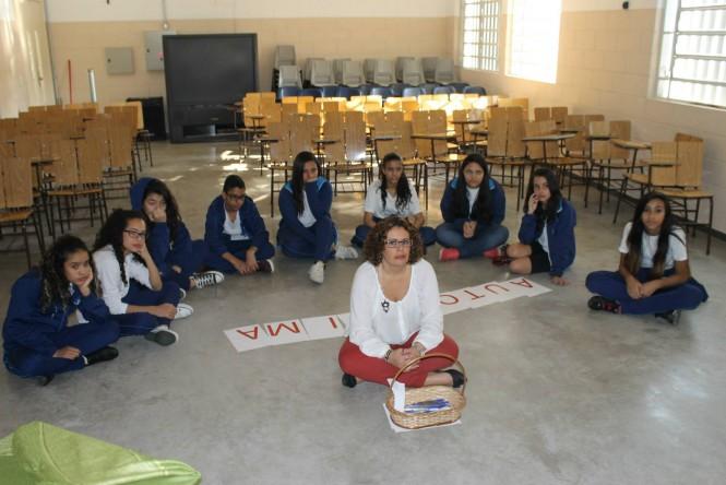 Encontro do Grupo de Jovens - Colégio Franciscano Santa Isabel
