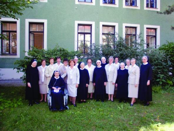 Reunião Capitular - Ingolstadt - 2010