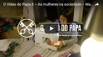 Vìdeo do Papa Maio