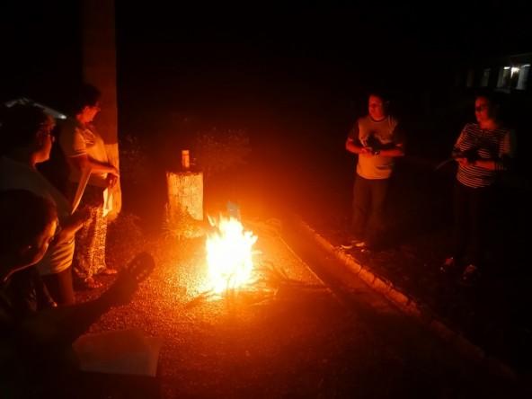 Lucernário - prece da noite