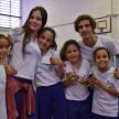 Estudantes do Consa e do Santa Isabel