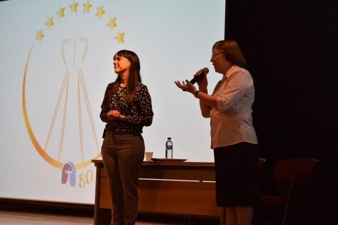 Dra. Patricia Peck e Ir. Priscilla Rossetto (Diretora do Consa)