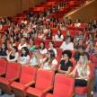 Educadores da ACF de São Paulo durante o evento