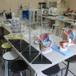 Novos equipamentos do lab. de ciências