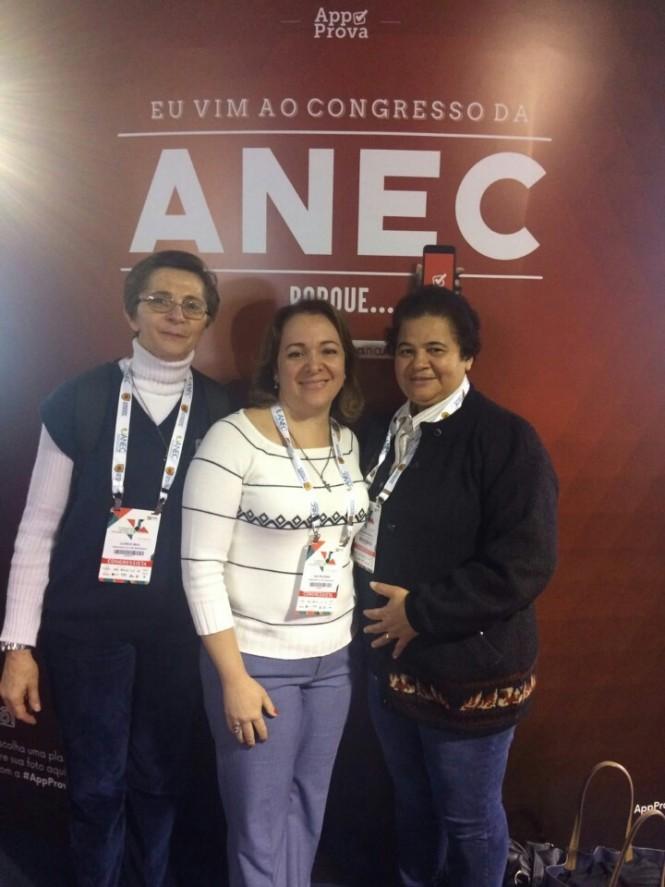 Ir. Clarice Ana, Ana Carlota e Ir. Lidia