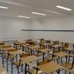 Novas salas de aula do Ensino Médio