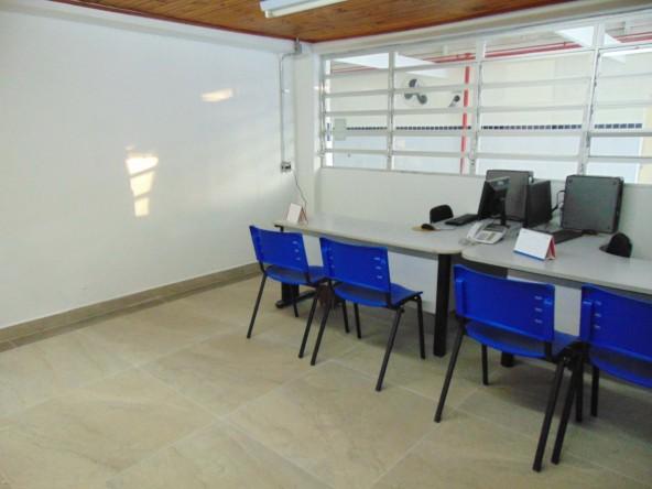 Sala de Orientação Pedagógica reformada